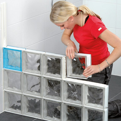 Buy Glass Blocks With Block Lock Kits
