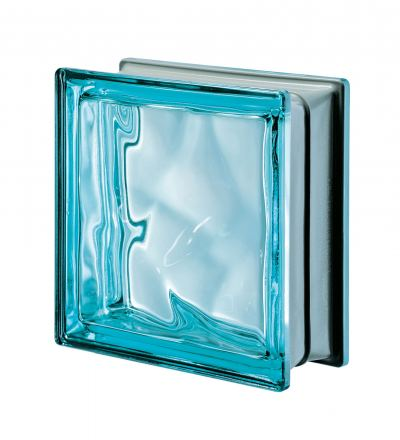 Pegasus Aquamarine Q19 Wavy Metallised