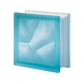 Pegasus Aquamarine Q19 Wavy Satin Finish
