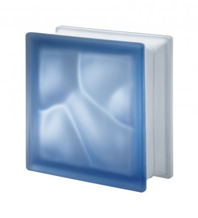 Pegasus Blue Q19 Wavy Satin Finish