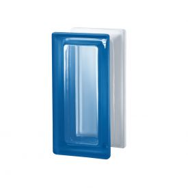 Pegasus Blue Smooth Half Block 1 Side Satin Finish