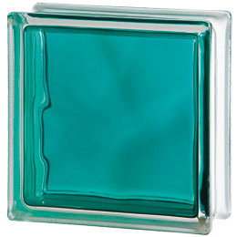 Wave Turquoise - Brilly Range