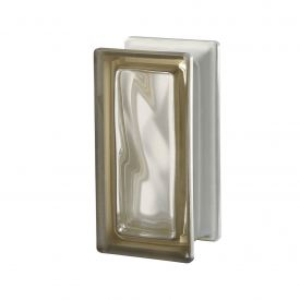 Pegasus Siena Wavy Half Block 1 Side Satin Finish