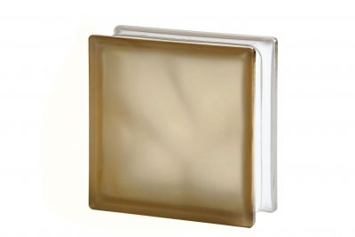 Wave Brown Satin Finish - Soft Shades