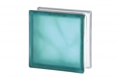 Wave Turquoise Satin Finish - Soft Shades